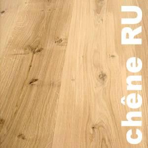 Parquet contrecollé Chene Mix - 14 x 180 x 1800 mm - brut - PROMO
