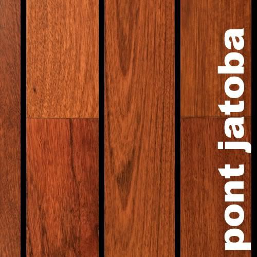Parquet pont de bateau jatoba 14 x 90 mm brut - Parquet pont bateau ...