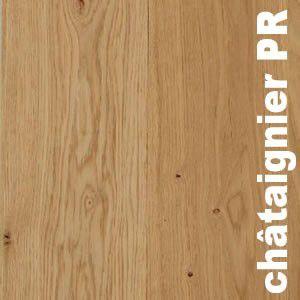 parquets lowcost parquet pas cher parquet massif en ch taignier b 23 x 70 mm brut. Black Bedroom Furniture Sets. Home Design Ideas