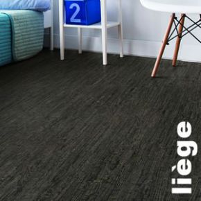 rev tement de sol en li ge gris 10 5 x 295 x 905 mm verni. Black Bedroom Furniture Sets. Home Design Ideas
