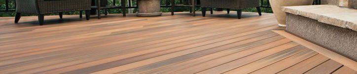 que dapprécier la douceur dun sol de terrasse en bois exotique