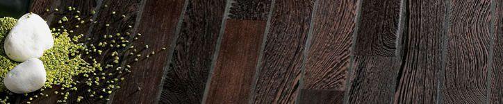parquet pont de bateau avec un filet en bois. Black Bedroom Furniture Sets. Home Design Ideas