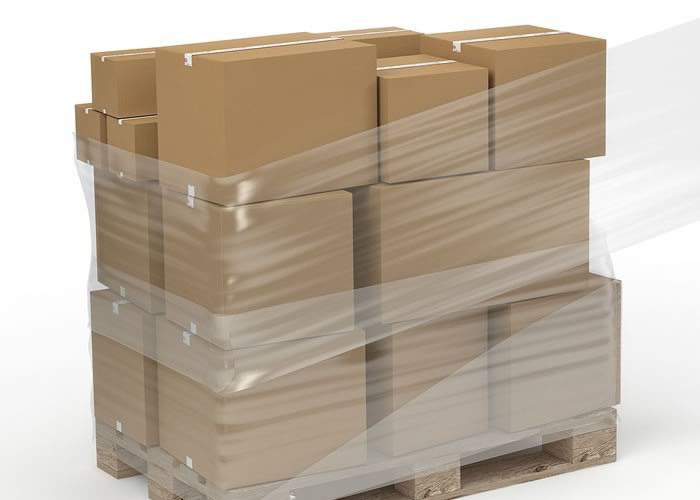 Frais de paletisation de commande inférieure à 12 m2