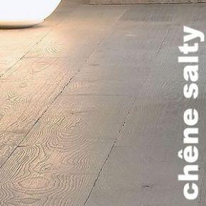 Parquet Contrecollé Chêne Rustique/Campagne - 12 x 145 mm - huilé - Salty