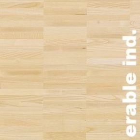 Parquet Industriel Erable EU - 10 x 08 x 160 mm sur chants massif