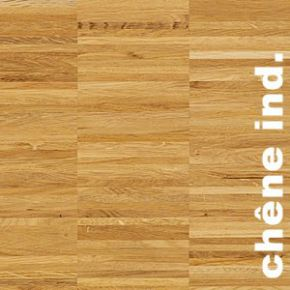 Parquet Industriel Chene - 14 x 10 x 120 mm sur chants