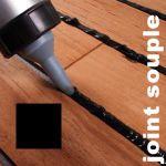 Joint Polymere noir 290 ml - pour parquets pont bateau