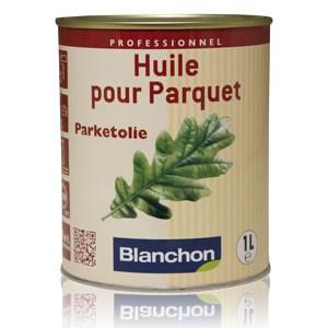 Finition - Huile-Cire Blanchon