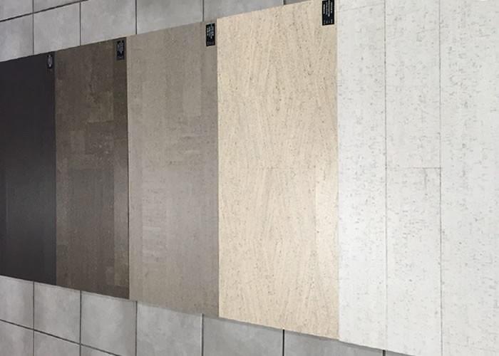 Revêtement de sol en Liège grain fin - 10,5 x 295 x 905 mm - Verni - Botte 2,136m2