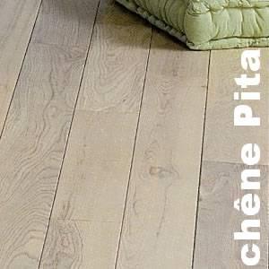 Parquet Contrecollé Chêne Rustique/Campagne - 12 x 145 mm - verni - DDPA
