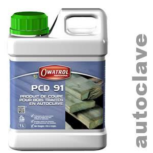 Produit de Coupe PCD 91 Owatrol - Bidon de 1 litre