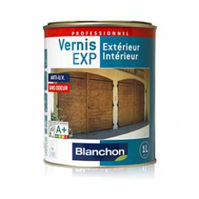 Finition - Vernis EXP - Blanchon
