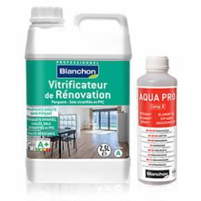 Entretien - Vitrificateur de Rénovation - Blanchon