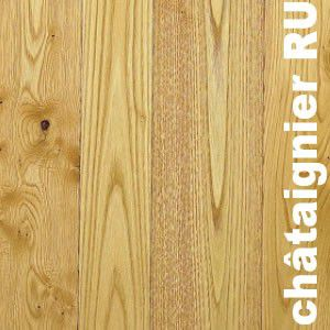 parquet massif ch taignier ru 23 x 100 mm brut courtes. Black Bedroom Furniture Sets. Home Design Ideas