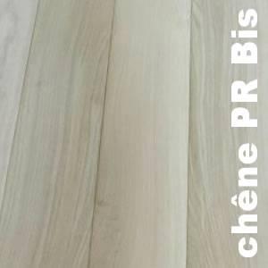 Parquet Contrecollé Chêne PR Bis - 15 x 142 x 2050 à 2350 mm - Brut