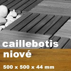 Caillebotis en exotique en Niove
