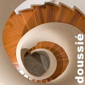 Parquet massif Doussie Prestige - 14 x 90 mm - brut
