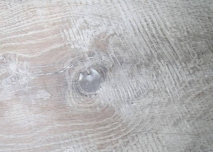 Parquet Contrecollé chene blanchi effet chalet contemporain