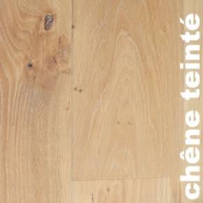 Parquet Contrecollé Chêne Rustique/Campagne - 16 x 180 mm - huilé - DDPE