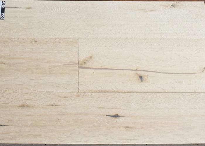 Parquet contrecollé Chêne Rustique - 14 x 180 x 1800 mm - verni