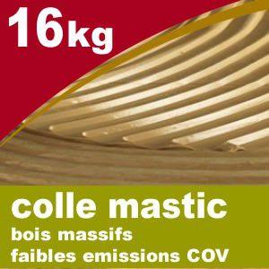 Colle parquets Mastic mono composante - seau de 21 kg - Faibles COV