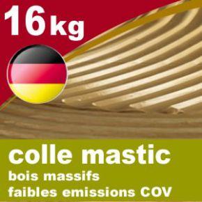 Colle PS monocomposant - seau de 16 kg - Faible COV