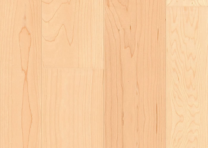 Parquet massif Erable USA - 14 x 108/110 mm - verni