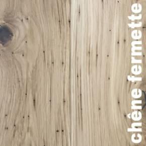 Parquet Massif Chêne Campagne Fermette - 14 x 130 mm - Huilé incolore - PROMO