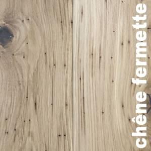 Parquet massif préfini en Chêne CA Fermette