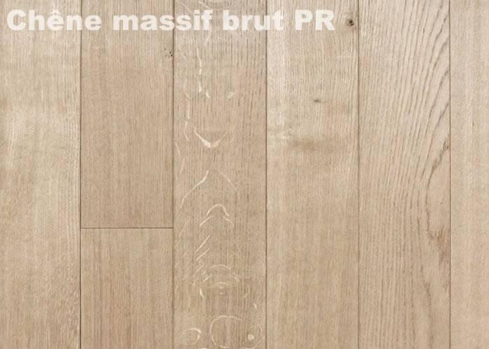 Parquet contrecollé Chene Premier - 20 x 180 mm brut - Nice