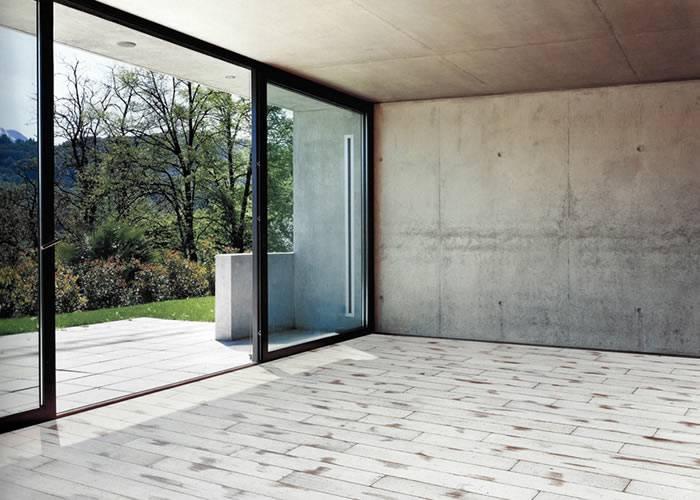 Parquet contrecollé en chêne blanc - 15 x 140 mm