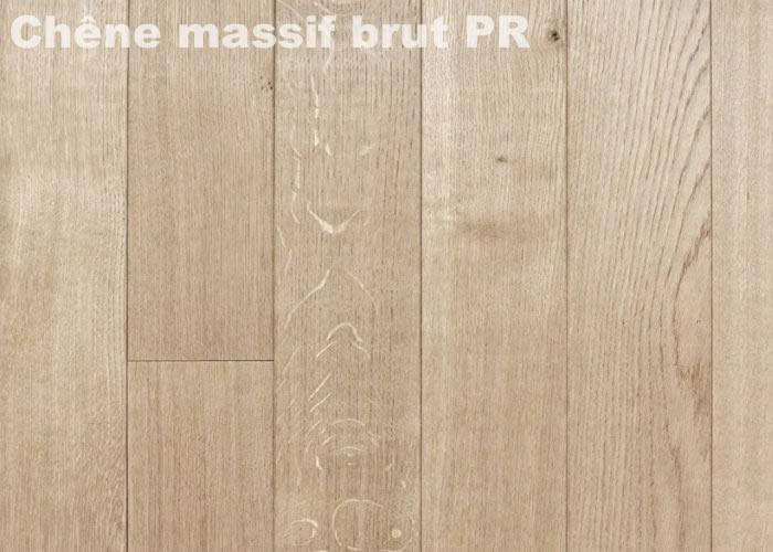 Parquet contrecollé Chene Premier - 20 x 180 mm - Brut - Reims