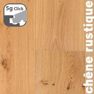 Parquet contrecollé Chêne Rustique - 14 x 127 mm - Brossé - Huilé naturel - PRIMO