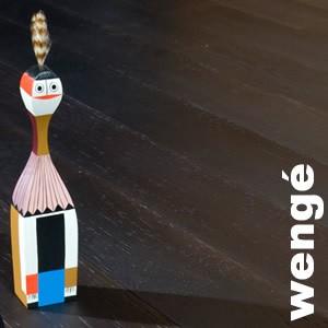 Parquets contrecollés -+ 14 mm en Wenge ou Panga Panga