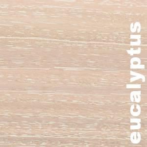 Contrecollé Eucalyptus Olive - 12 x 215 x 2200 mm - verni