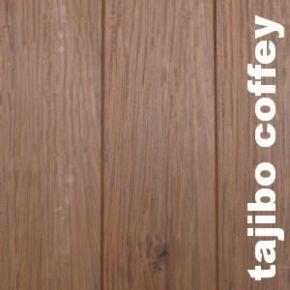 Parquet contrecollé Tajibo Coffey - 20 x 135 mm - verni unifiant - PROMO