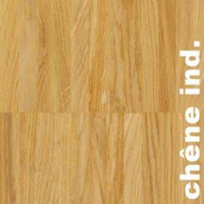 Parquet Industriel Chene - 10 x 10 x 250 mm sur chants
