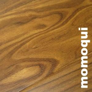 Parquets contrecollés -+ 14 mm en Momoqui ou Coffe Wood