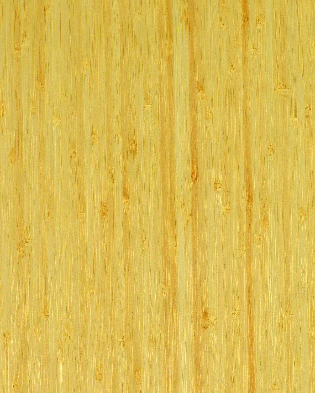 Parquet Massif Bambou - 15 x 96 x 960 mm - Verni - Vertical - Caramel