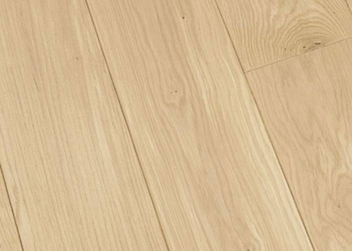 Parquet contrecollé Chêne Rustique - 15 x 190 mm - verni naturel