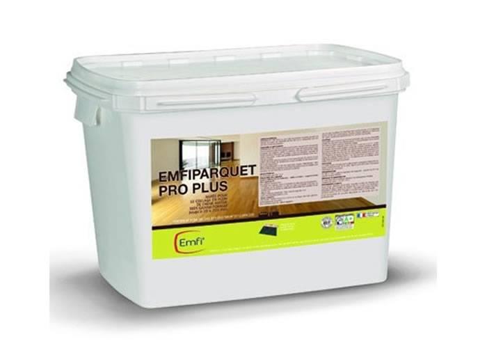 Colle à parquets massif Proplus sans isocyanate EMFI