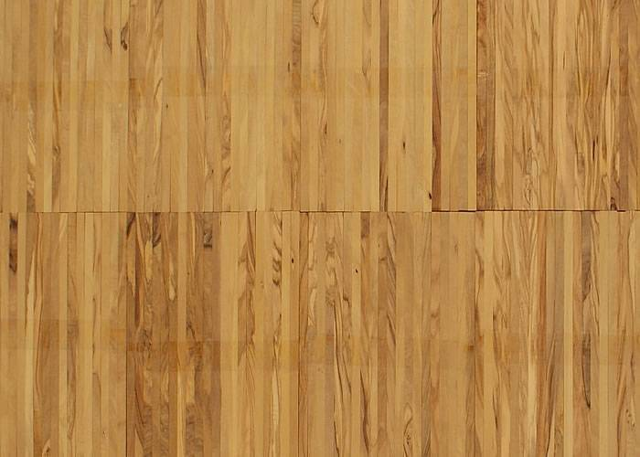 Parquet Industriel Olivier - 10 x 10 x 300 mm sur chants