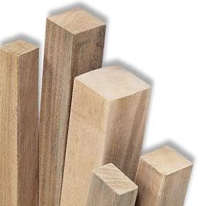 Lambourde pin classe 4 - 70 x 70 x 3000 mm