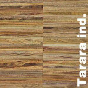 Parquet industriel Tarara Amarilla - 14 x 22 x 250 mm - Sur chants