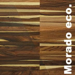 Parquet Industriel Morado Eco - 14 x 22 x 250 mm sur chants massif