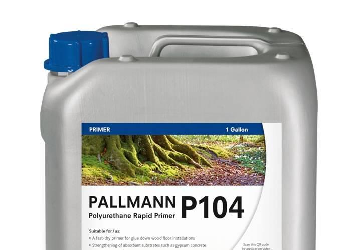 Primaire d'accrochage PALLMANN P104  - Bidon de 12 litres