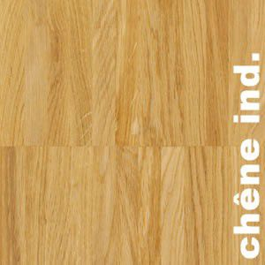 Parquet Industriel Chene - 24 x 08 x 120 mm sur chants