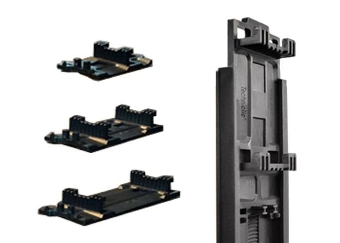 Bardage boîte de clips Techniclic - Clips 100 mm - 212 pièces