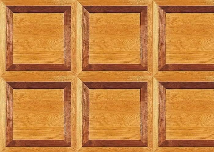 Panneaux et motifs en chêne Premier - 22 x 600 mm - brut - Savoie
