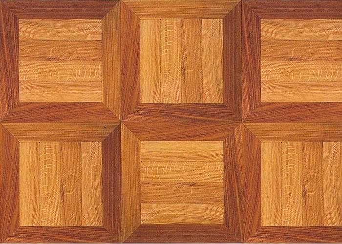 Composition tableau Regio 14 x 420 mm Doussie